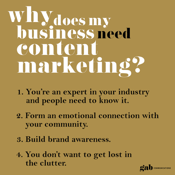 whydoesmybusinessneedcontentmarketing